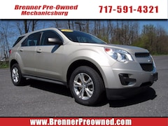 Used 2015 Chevrolet Equinox LS SUV in Harrisburg