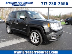 Used 2015 Jeep Renegade Limited 4x4 SUV in Harrisburg