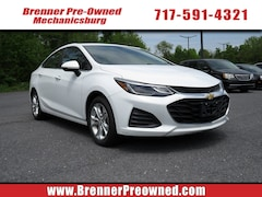 Used 2019 Chevrolet Cruze LT Sedan in Harrisburg