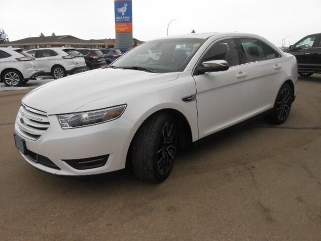 Used 2017 Ford Taurus Limited, Moonroof, Nav Sedan in Edmonton Area
