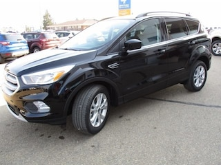New 2018 Ford Escape SE, SYNC 3 Package SUV 1FMCU9GD6JUC50900 for sale in Wetaskiwin, AB at Brentridge Ford Wetaskiwin