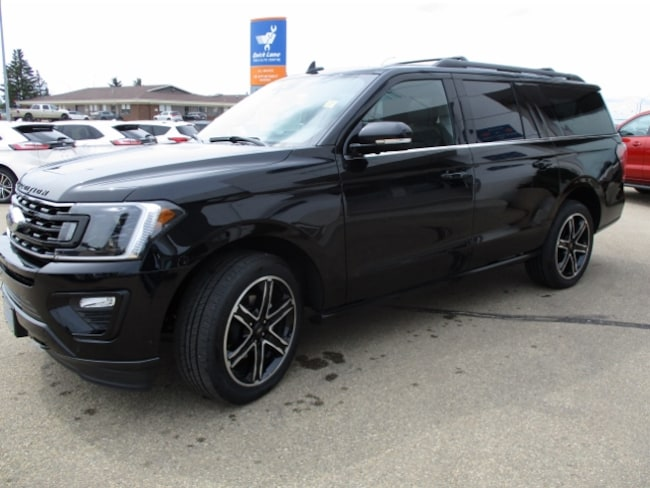 New 2019 Ford Expedition Max Limited Stealth Package For