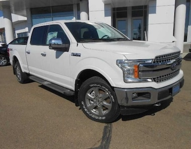 2018 Ford F-150 Lariat Chrome, Nav, Moonroof Truck SuperCrew Cab