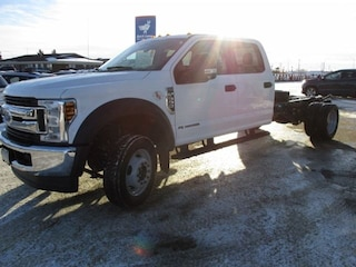 2019 Ford F-550 Chassis XLT Value Package Truck Crew Cab