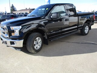 2017 Ford F-150 XLT, 3.5L Ecoboost Truck SuperCab Styleside