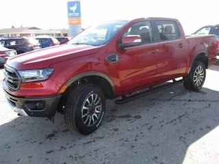 New 2019 Ford Ranger Lariat Sport, FX4 Truck SuperCrew 1FTER4FH8KLA13886 for sale in Wetaskiwin, AB at Brentridge Ford Wetaskiwin