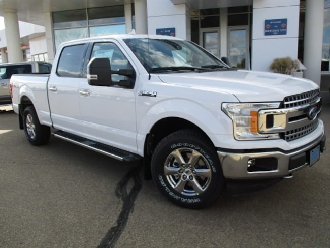 New 2018 Ford F-150 XLT XTR Max Tow Truck SuperCrew Cab in Edmonton Area