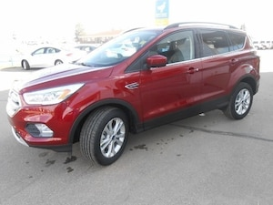 2018 Ford Escape SEL, Nav, 2.0L Ecoboost