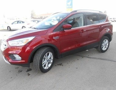 2018 Ford Escape SEL, Nav, 2.0L Ecoboost SUV