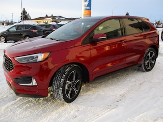 New 2019 Ford Edge ST 401A Package SUV 2FMPK4AP0KBB77673 for sale in Wetaskiwin, AB at Brentridge Ford Wetaskiwin