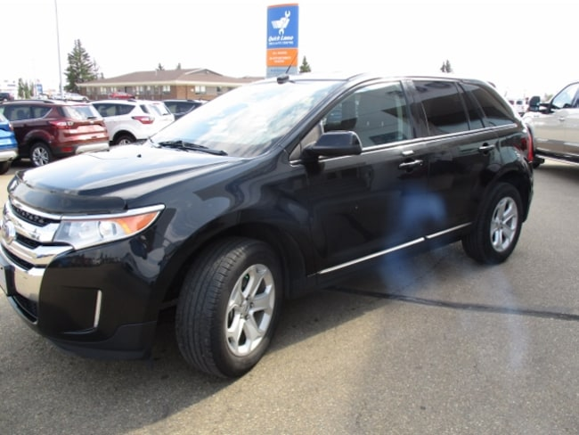 Used 2014 Ford Edge SEL, Leather, Nav SUV in Edmonton Area