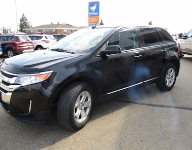 2014 Ford Edge SEL, Leather, Nav SUV