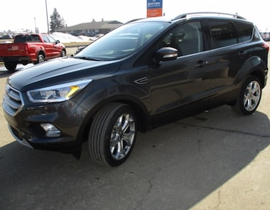 2019 Ford Escape Titanium, Safe and Smart SUV