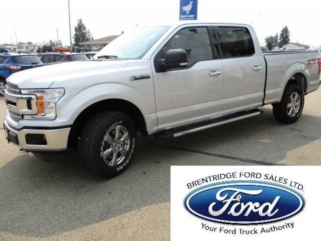 New 2018 Ford F-150 XLT XTR, 5.0L V8 Truck SuperCrew Cab in Edmonton Area