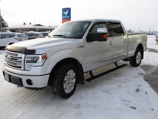 Used 2013 Ford F-150 Platinum Truck SuperCrew Cab 1FTFW1E63DFC00546 for sale in Wetaskiwin, AB at Brentridge Ford Wetaskiwin