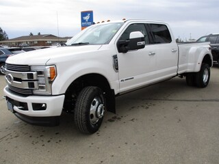 2019 Ford F-350 Limited Dually Truck Crew Cab