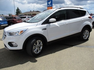 New 2018 Ford Escape SE, 1.5L Ecoboost SUV 1FMCU9GD1JUC71640 for sale in Wetaskiwin, AB at Brentridge Ford Wetaskiwin