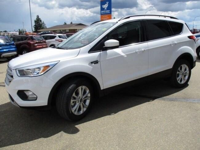 New 2018 Ford Escape SE, 1.5L Ecoboost SUV in Edmonton Area
