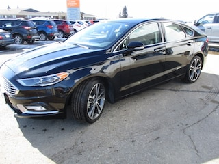 2018 Ford Fusion Titanium, Certified Pre-Owned 2.9% Financing Sedan
