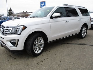New 2018 Ford Expedition Max Limited Nav, Moonroof, DVD SUV 1FMJK2AT8JEA61468 for sale in Wetaskiwin, AB at Brentridge Ford Wetaskiwin