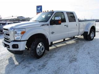 2015 Ford Super Duty F-450 DRW Platinum, Moonroof, Nav Truck Crew Cab