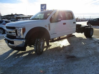 2019 Ford F-550 Chassis XLT Value Truck Crew Cab