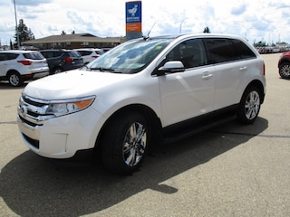 Used 2014 Ford Edge Limited, Canadian Touring Package SUV 2FMDK4KC4EBA92189 in Wetaskiwin, AB