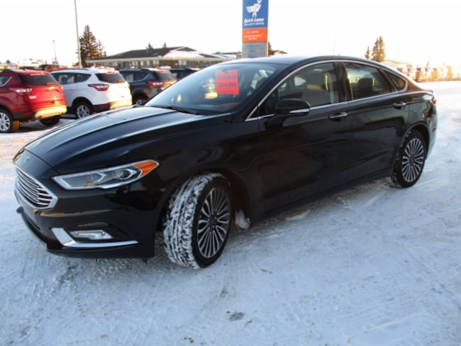 2017 Ford Fusion SE, Certified Pre_Owned, 2.9% Financing Available Sedan