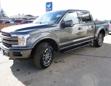 2019 Ford F-150 Lariat Sport, 502A Package Truck SuperCrew Cab