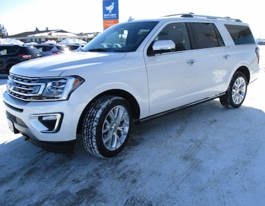 2018 Ford Expedition Max Limited Nav, Moonroof, DVD SUV