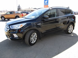 2018 Ford Escape SEL, Canadian Touring