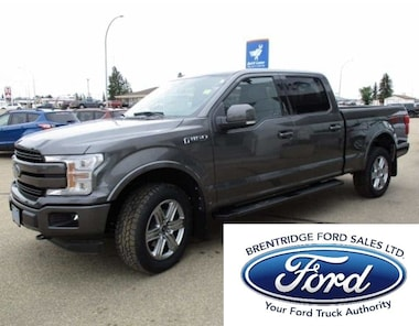 2018 Ford F-150 Lariat Sport, Max Tow Truck SuperCrew Cab