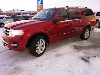 2015 Ford Expedition MAX Limited, Nav, Moonroof SUV