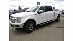 2018 Ford F-150 Lariat Chrome, Nav