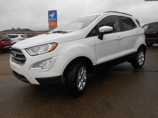 New 2018 Ford EcoSport SE SUV MAJ6P1ULXJC202625 for sale in Wetaskiwin, AB at Brentridge Ford Wetaskiwin