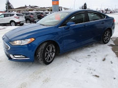 2017 Ford Fusion SE, Certified Pre-Owned, 2.9% Financing Available Sedan