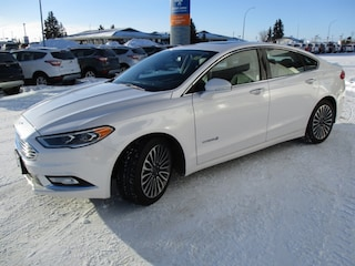 2018 Ford Fusion Hybrid Titanium, Certified Pre Owned 2.9% Financing Sedan