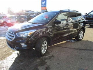 Used 2018 Ford Escape SE, CPO Unit, 1.9% Financing Available SUV 1FMCU9GD8JUA00249 for sale in Wetaskiwin, AB at Brentridge Ford Wetaskiwin