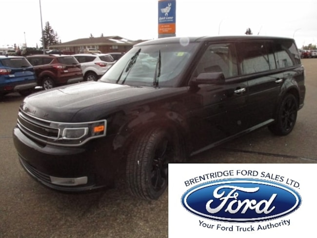Used 2018 Ford Flex Limited SUV in Edmonton Area