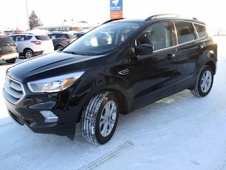 Used 2018 Ford Escape SE, Certified Pre Owned, 1.9% Financing Available SUV 1FMCU9GD0JUB57385 for sale in Wetaskiwin, AB at Brentridge Ford Wetaskiwin