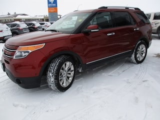 2014 Ford Explorer Limited, Nav, Moonroof, DVD SUV