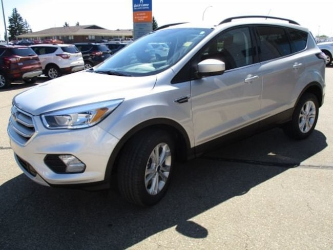 New 2018 Ford Escape SE, SYNC 3 Package SUV in Edmonton Area