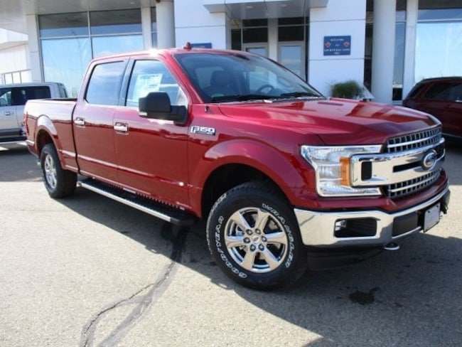New 2018 Ford F-150 XLT XTR, Nav, 5.0L V8 Truck SuperCrew Cab in Edmonton Area