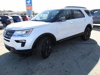 New 2019 Ford Explorer XLT Appearance Package SUV 1FM5K8DH5KGB29517 for sale in Wetaskiwin, AB at Brentridge Ford Wetaskiwin
