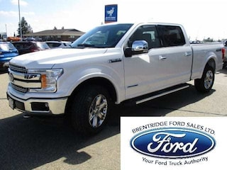 2018 Ford F-150 Lariat Chrome, 3.0L Powerstroke Diesel Truck SuperCrew Cab