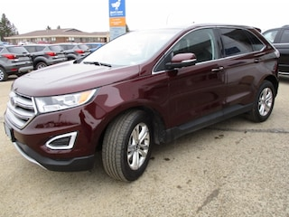 Used 2018 Ford Edge SEL Canadian Touring Package SUV 2FMPK4J93JBC07829 for sale in Wetaskiwin, AB at Brentridge Ford Wetaskiwin