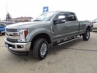 New 2019 Ford F-250 Lariat Ultimate, 6.7L Diesel Longbox Truck Crew Cab 1FT7W2BT2KEC47834 for sale in Wetaskiwin, AB at Brentridge Ford Wetaskiwin