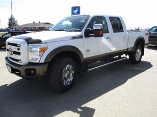 2015 Ford Super Duty F-350 SRW King Ranch 6.7L Powerstroke Truck Crew Cab