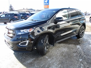 2018 Ford Edge Sport, Nav, Moonroof