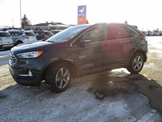 New 2019 Ford Edge SEL, Convenience Package SUV 2FMPK4J95KBB37817 for sale in Wetaskiwin, AB at Brentridge Ford Wetaskiwin